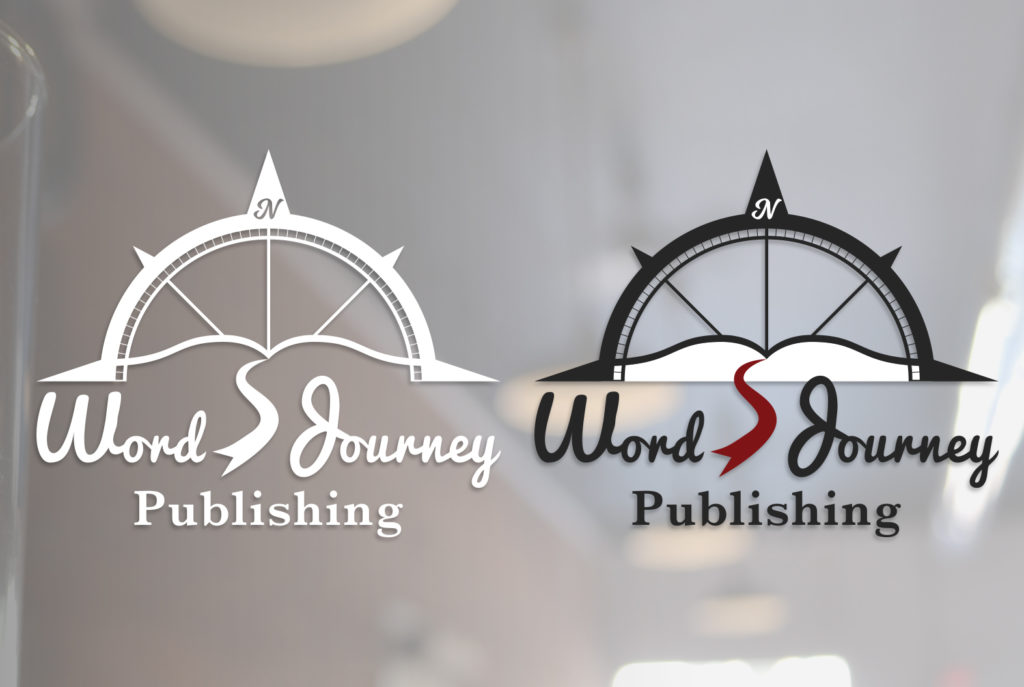 Word Journey Publishing Logo Variations | BrickStreet Marketing