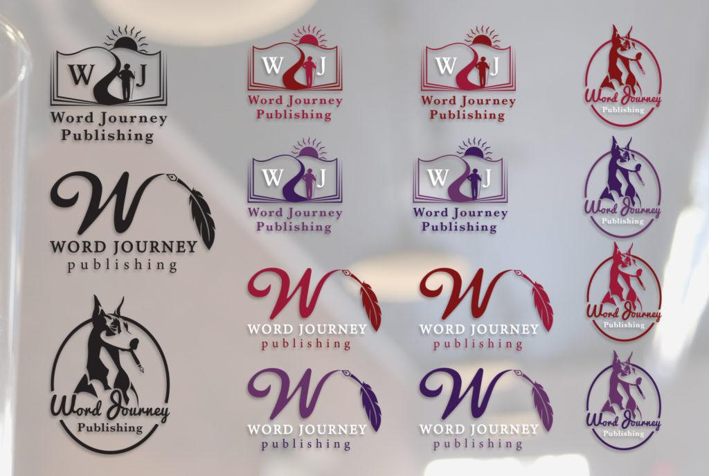 Word Journey Publishing Logo Development | BrickStreet Marketing